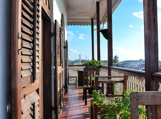 ホテルの写真: Zanzibar Coffee House