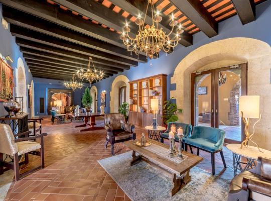 Hotel foto: Hodelpa Nicolás de Ovando
