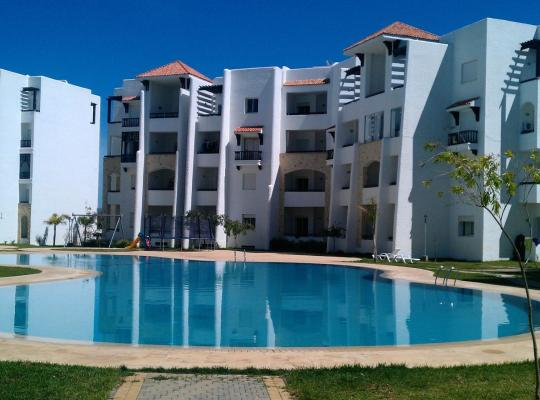 Otel fotoğrafları: Asilah Seaview Flat Marina Golf
