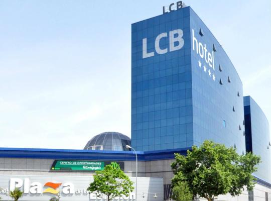 Képek: LCB Hotel Fuenlabrada