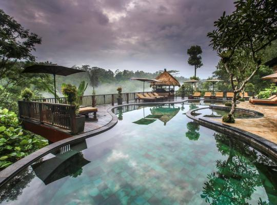 酒店照片: Nandini Jungle Resort & Spa Bali