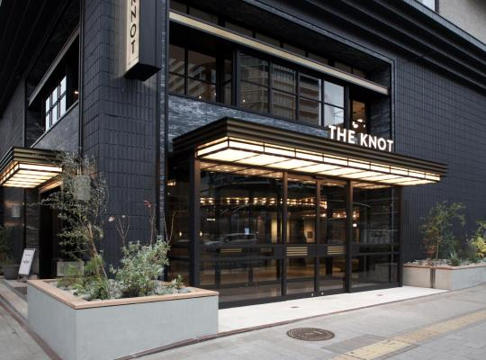 酒店照片: Hotel The Knot Yokohama