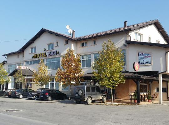 Hotel photos: Motel Zigi