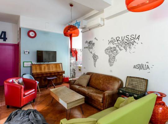 Hotel bilder: Hostel of the Sun