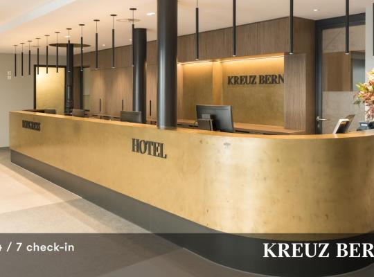 Foto dell'hotel: Kreuz Bern Modern City Hotel