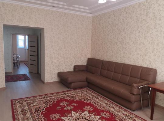 Hotel photos: Apartment on A. Moldagulova Avenue