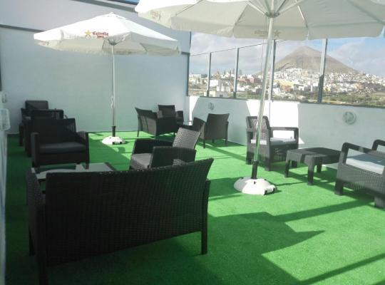 酒店照片: Villa Deportiva Gáldar
