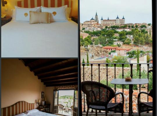 Φωτογραφίες του ξενοδοχείου: Cigarral de Caravantes