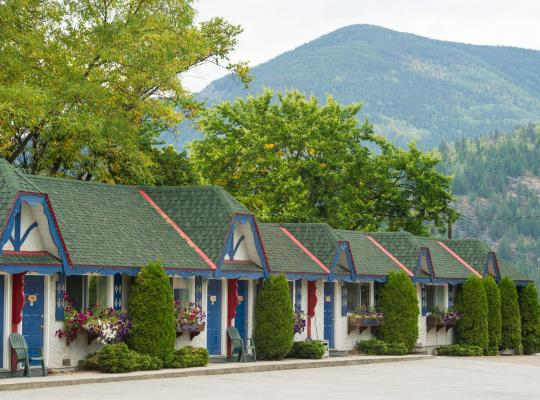 Képek: Alpine Inn & Suites