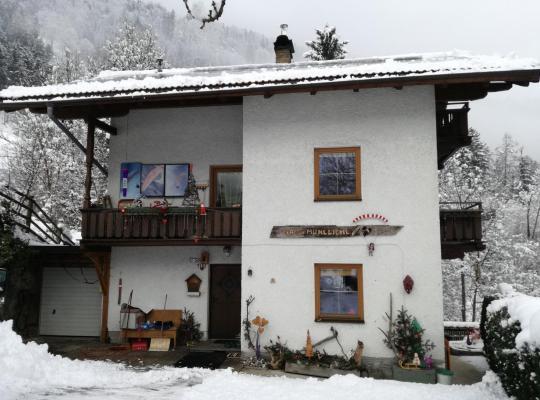ホテルの写真: Haus Mühlbichl