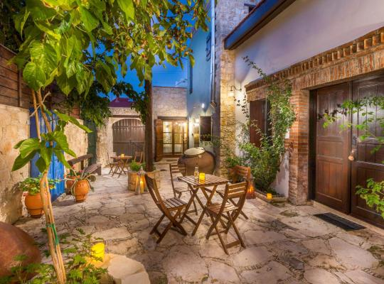 Hotel bilder: Oinoessa Traditional Boutique Guest Houses