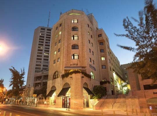 Otel fotoğrafları: Lev Yerushalayim Hotel