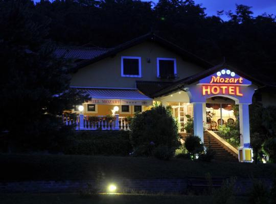 Φωτογραφίες του ξενοδοχείου: Hotel Mozart