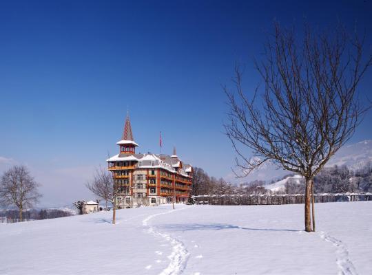 ホテルの写真: Jugendstilhotel Paxmontana