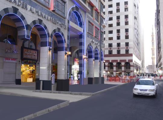 होटल तस्वीरें: LEADER Al Muna Kareem Hotel