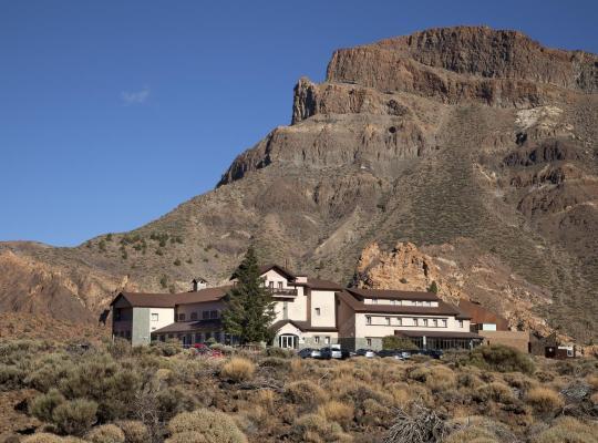 Hotel foto 's: Parador de Las Cañadas del Teide