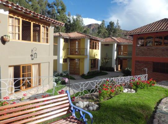 Fotografii: Hotel Pisonay Pueblo
