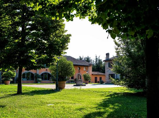 ホテルの写真: Relais Cascina Scottina