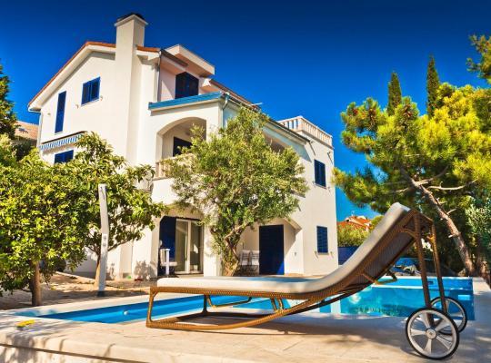 Hotel fotografií: Delux Villa Hedonica