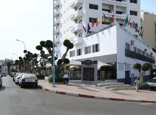 Hotel Valokuvat: Studiotel Afoud