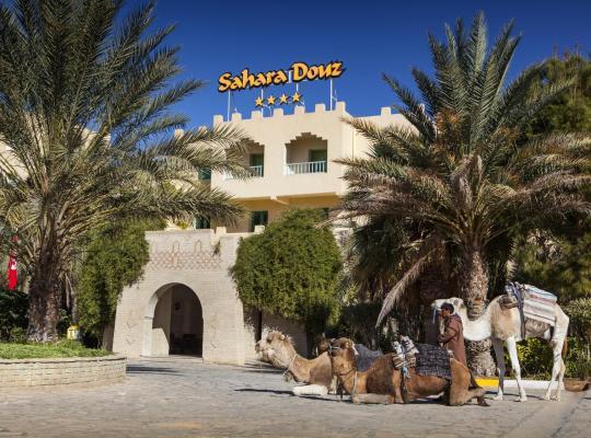 Hotel fotografií: Sahara Douz