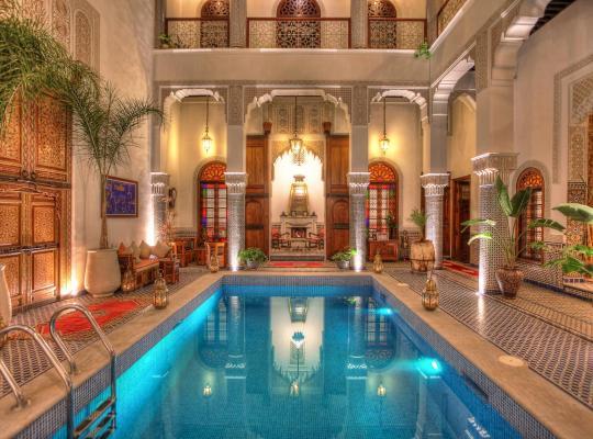 होटल तस्वीरें: Riad El Amine Fes