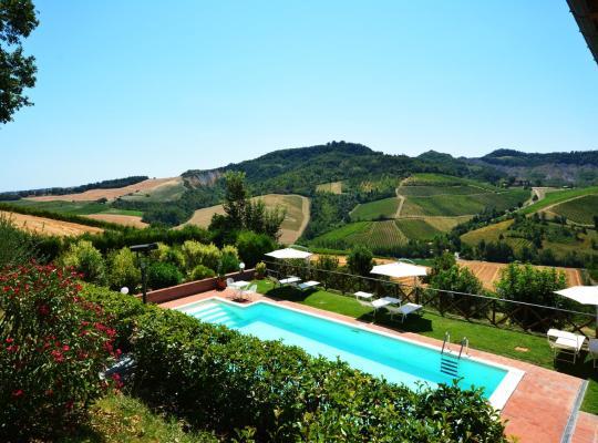 Fotos do Hotel: Locanda Gli Ulivi