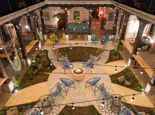 Fotos do Hotel: Adra Hostel