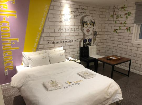 Hotel foto: Cheonan Skyvill
