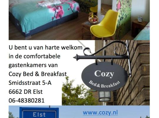 Fotos de Hotel: Cozy Bed and Breakfast