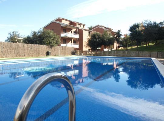 होटल तस्वीरें: Aparthotel del Golf
