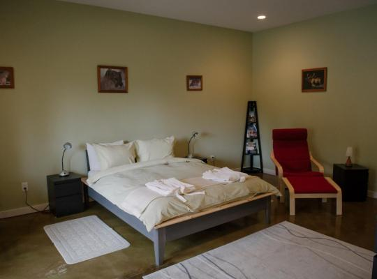 תמונות מלון: Baergnaescht B&B