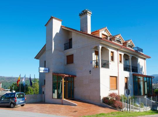 Хотел снимки: Hostal Encanto Anduriña