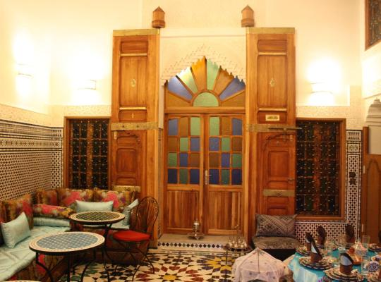 รูปภาพจากโรงแรม: Fés touria palace