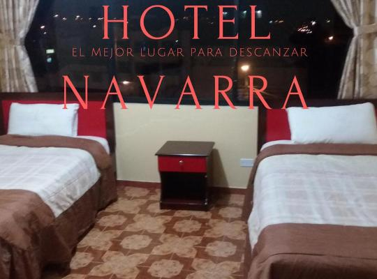 Foto dell'hotel: Hotel Navarra