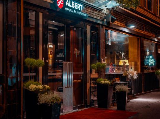 Hotel fotografií: Original Sokos Hotel Albert