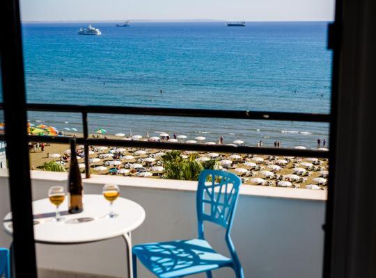 Фотографії готелю: Krasas Beach Apts