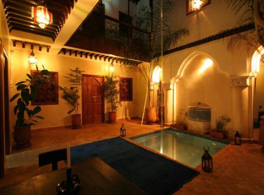 Хотел снимки: Riad Morgane