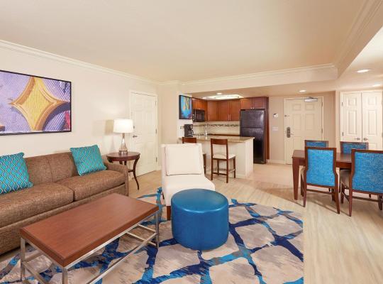 Фотографии гостиницы: Hilton Grand Vacations Suites - Las Vegas - Convention Center