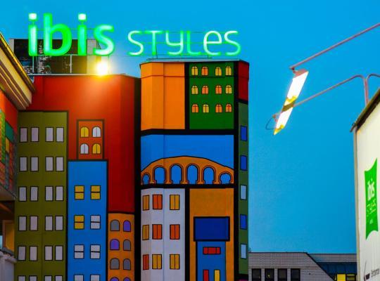 Hotel photos: ibis Styles Skopje