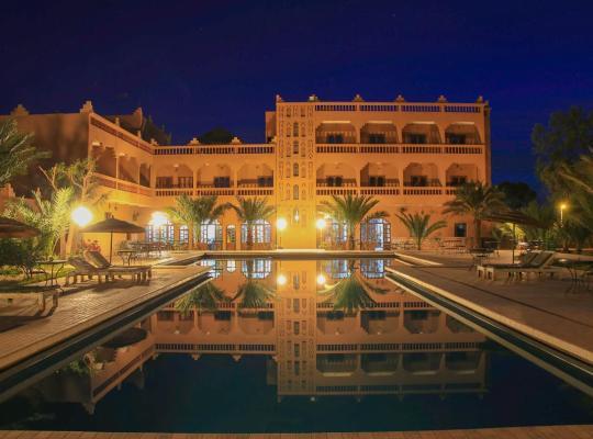 酒店照片: La Perle Du Drâa