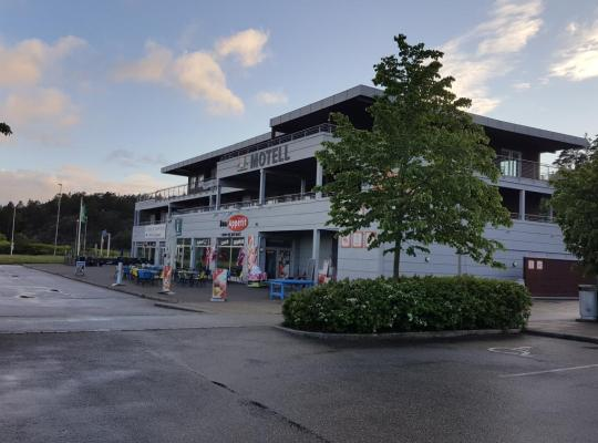 Hotellet fotos: Motell Svinesundparken