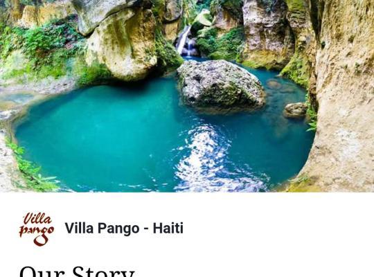 Hotellet fotos: Villa pango Haïti