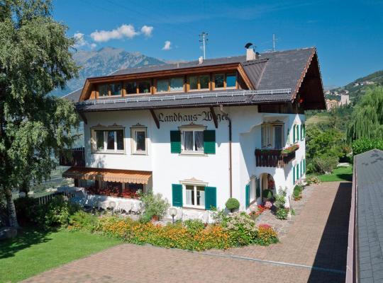 Viesnīcas bildes: Landhaus Weger