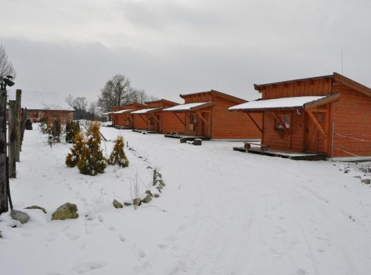 Otel fotoğrafları: Chatka Ranch Amadeus