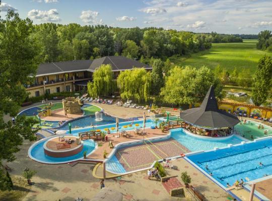 Φωτογραφίες του ξενοδοχείου: Kristály Hotel Ráckeve