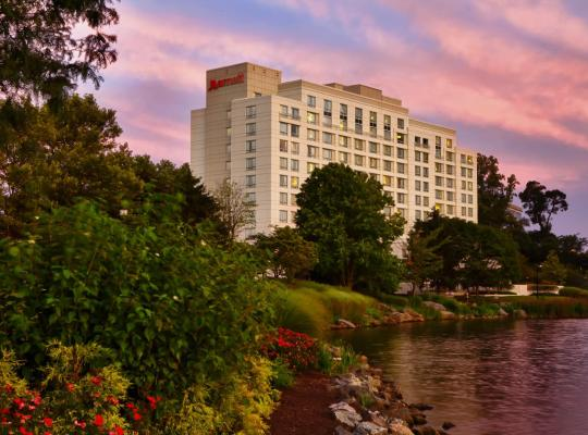 Фотографии гостиницы: Gaithersburg Marriott Washingtonian Center