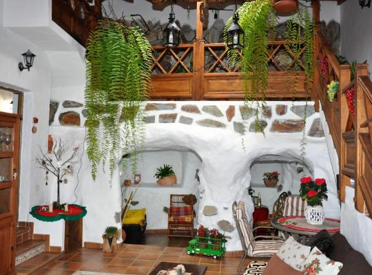 酒店照片: Casa Cueva la Ladera