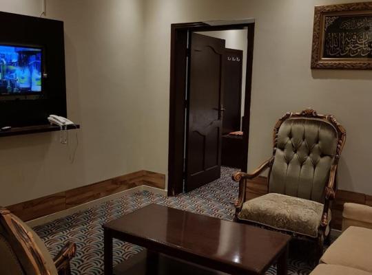 Φωτογραφίες του ξενοδοχείου: Beit Al Aseel Furnished Apartments