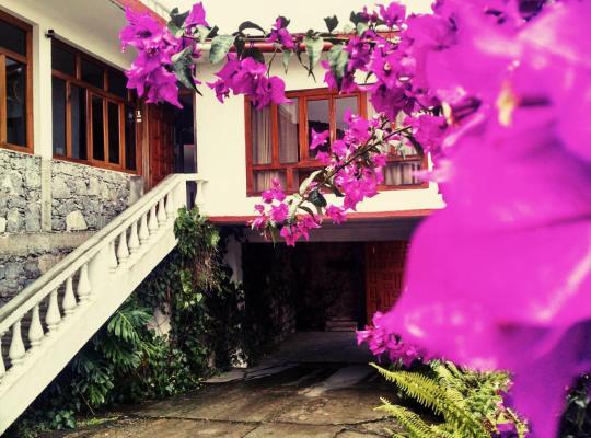 Φωτογραφίες του ξενοδοχείου: Meson Yohualichan